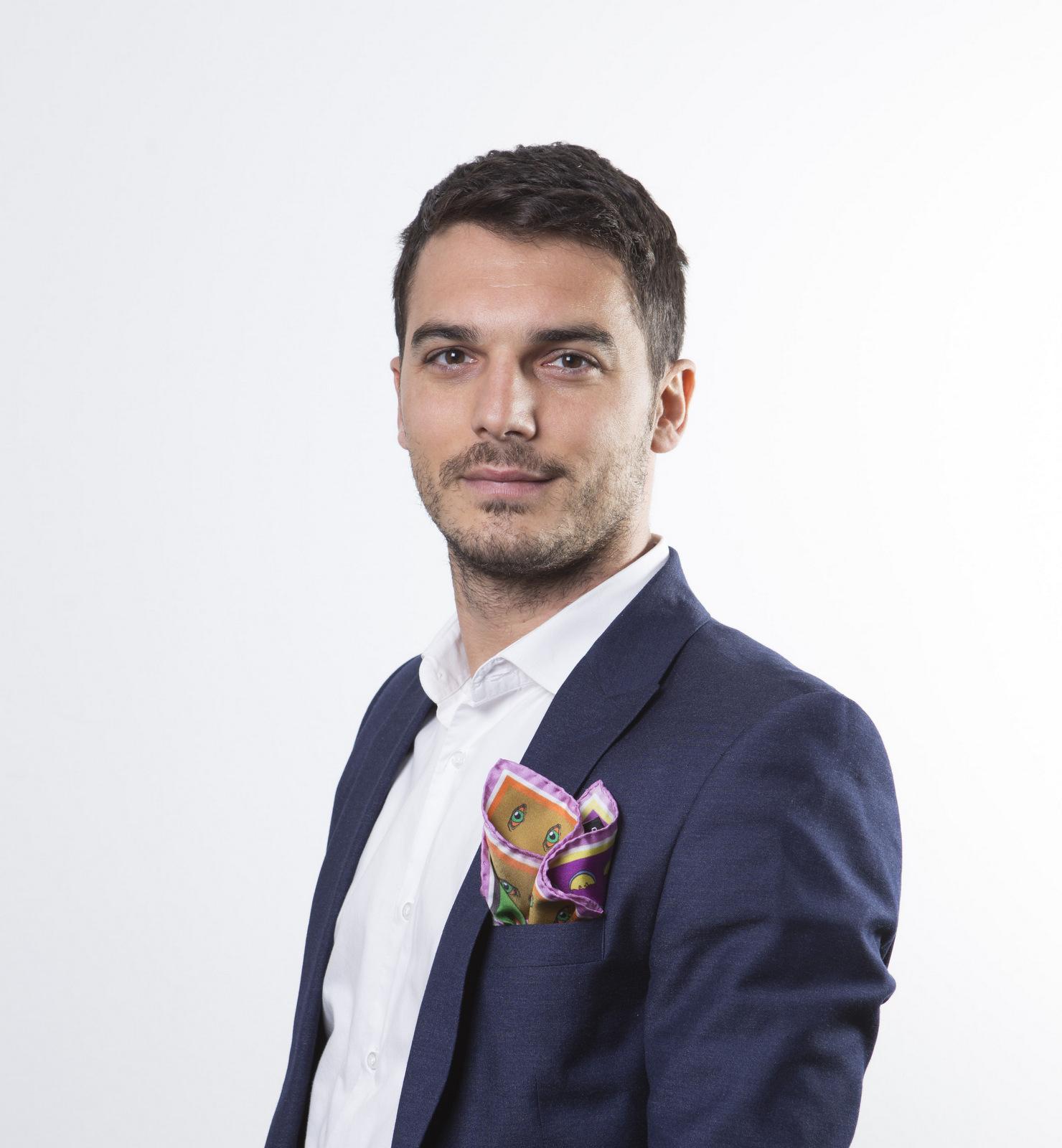 Giulio Abbate GM CEO