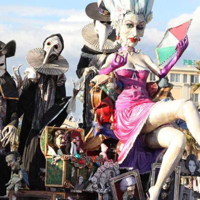The Viareggio Carnival 2020