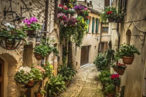 Umbria Alley